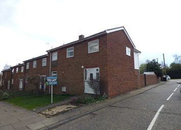Thumbnail 4 bedroom semi-detached house to rent in Oakes Road, Bury St. Edmunds