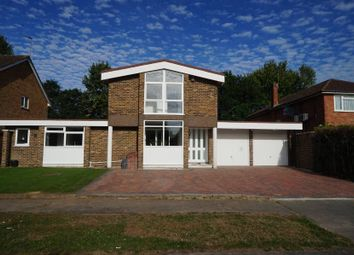 Thumbnail 4 bed detached house to rent in Albury Drive, Pinner
