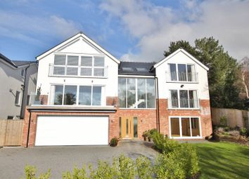 Thumbnail 6 bedroom detached house for sale in The Ridge, Lower Heswall, Wirral