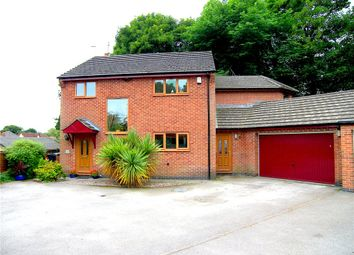 Thumbnail 4 bedroom detached house for sale in Park Drive, Swanwick, Alfreton