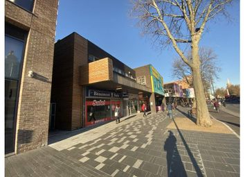 4 The Broadway, London E15. Retail premises to let