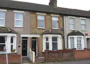 Thumbnail 2 bed terraced house for sale in Edison Road, Welling, Kent