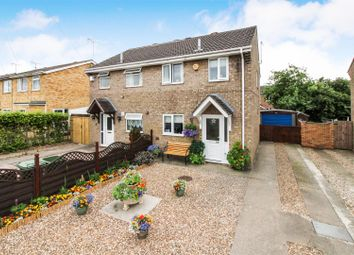 Thumbnail 2 bed semi-detached house for sale in Woldholme Avenue, Driffield