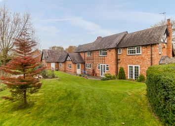 Thumbnail 4 bed detached house for sale in Ladbroke, Southam, Warwickshire