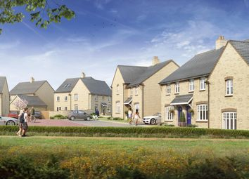 Thumbnail 3 bedroom semi-detached house for sale in Southern Cross, Wixams, Wilstead, Bedford