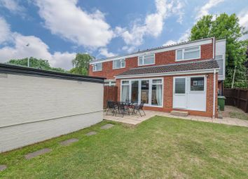 Thumbnail 3 bed semi-detached house for sale in Sutton Close, Redditch