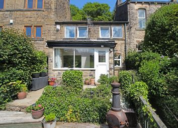Thumbnail 3 bed terraced house for sale in Liphill Bank Road, Holmfirth