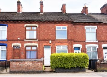 Thumbnail 3 bed terraced house for sale in Coventry Road, Hinckley