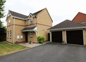 Thumbnail 4 bed detached house for sale in Watermead, Stratton St. Margaret, Swindon