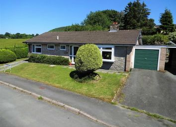 Thumbnail 3 bed detached bungalow for sale in 1, Old Barn Close, Llandinam, Powys