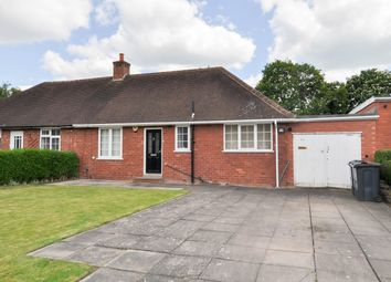 Thumbnail 2 bed bungalow for sale in Green Meadow Road, Bournville Village Trust, Selly Oak