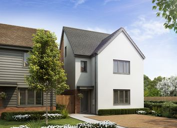 "Thumbnail 4 bed detached house for sale in ""The Lumley"" at Power Station Road, Minster On Sea"