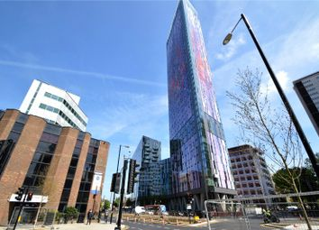 Thumbnail 2 bed flat for sale in Tennyson Apartments, 1 Saffron Central Square, Croydon