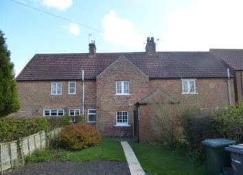 Thumbnail 2 bed cottage to rent in Croft Cottages, Stillingfleet, York