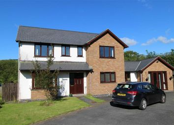 Thumbnail 4 bed detached house for sale in Clos-Y-Llan, Lledrod, Aberystwyth