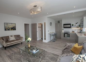 Thumbnail 2 bed flat for sale in Priory Terrace, South Hampstead