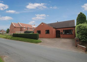 Thumbnail 4 bed detached bungalow for sale in School Rise, Beverley Road, North Newbald, York