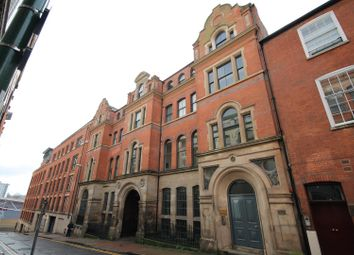 Thumbnail 1 bedroom flat for sale in Plumptre Street, Nottingham