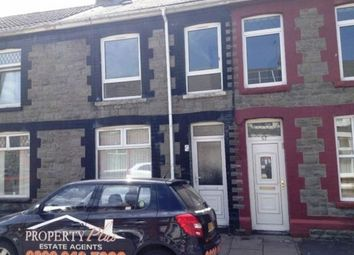 Thumbnail 4 bed terraced house for sale in Llanhilleth, Abertillery