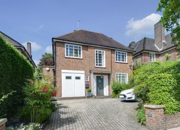 Thumbnail 5 bed property to rent in Lyttelton Road, Hampstead Garden Suburb