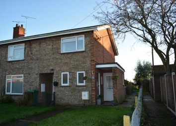 Thumbnail 2 bed flat for sale in Newton St Faith, Norwich, Norfolk
