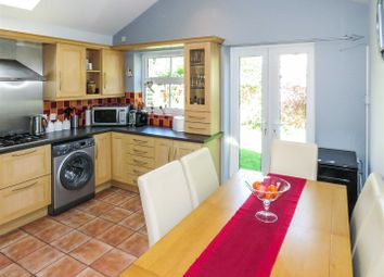 Thumbnail 2 bed semi-detached house for sale in Elm Drive, Offord Cluny, St. Neots