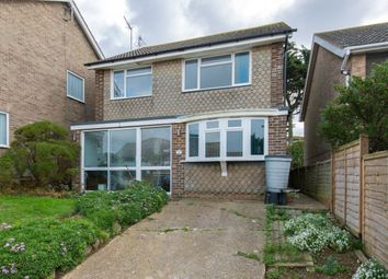 Thumbnail 4 bed detached house for sale in Warren Way, Telscombe Cliffs