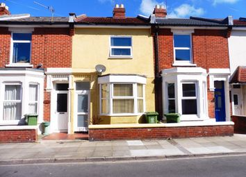 Thumbnail 2 bed terraced house to rent in Kingsley Road, Southsea