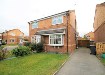 Thumbnail 2 bedroom semi-detached house for sale in Holyrood Drive, York
