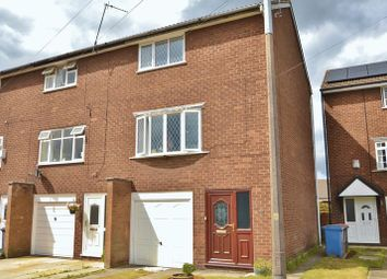 Thumbnail 3 bed terraced house for sale in Allison Grove, Peel Green, Eccles