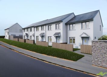 Thumbnail 2 bedroom terraced house for sale in Plot 3 Glebe Meadow, Parsonage Road, Peters Field, Newton Ferrers, Devon