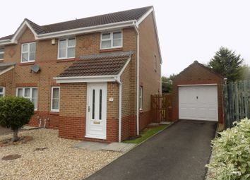 Thumbnail 3 bedroom semi-detached house for sale in Arliss Close, Swindon