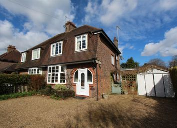 Thumbnail 3 bed semi-detached house for sale in Egmont Way, Burgh Heath, Tadworth