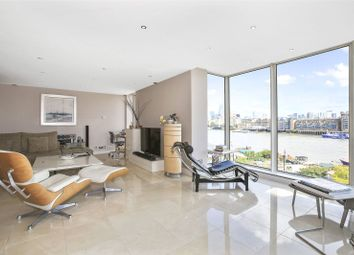 Thumbnail 2 bedroom flat for sale in Providence Tower, Bermondsey Wall West, London
