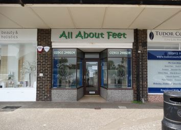 Thumbnail Retail premises for sale in Alinora Crescent, Worthing