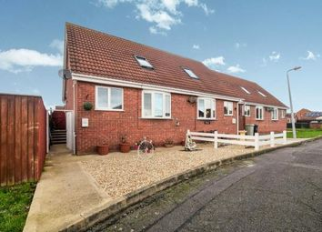 Thumbnail 1 bed bungalow for sale in Skipworth Way, Skegness, Lincolnshire