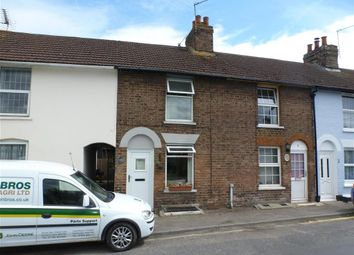 Thumbnail 2 bed terraced house for sale in Barrow Green, Teynham, Sittingbourne, Kent