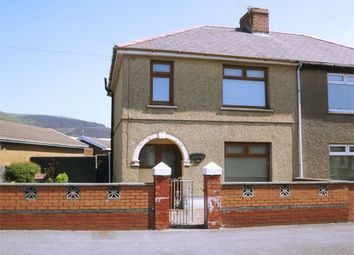 Thumbnail 3 bedroom semi-detached house for sale in Addison Road, Aberavon, Port Talbot, West Glamorgan