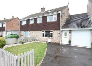 Thumbnail 4 bed semi-detached house for sale in Yeo Moor, Clevedon