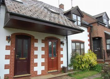 Thumbnail 2 bed terraced house for sale in The Mews, Long Buckby, Northampton
