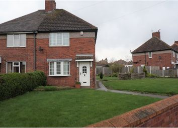 Thumbnail 2 bed semi-detached house for sale in Carr Field Lane, Rotherham