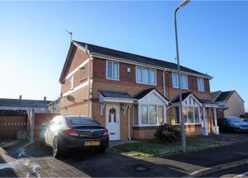 Thumbnail 3 bed semi-detached house to rent in Griffin Close, Liverpool