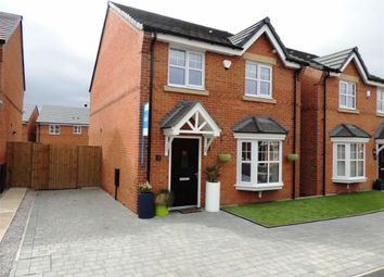 Thumbnail 4 bed detached house for sale in Littlemoss Close, Audenshaw, Manchester
