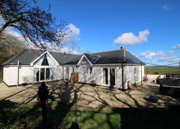 Thumbnail 4 bed detached bungalow for sale in Marjery Cross, Ivybridge