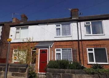 Thumbnail 2 bedroom terraced house for sale in City Road, Beeston, Nottingham, Nottinghamshire