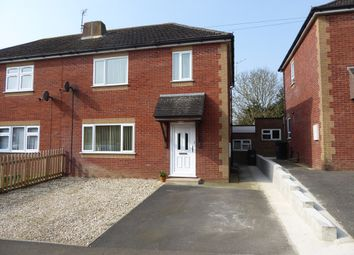 Thumbnail 3 bed semi-detached house for sale in Freedom Avenue, Yeovil