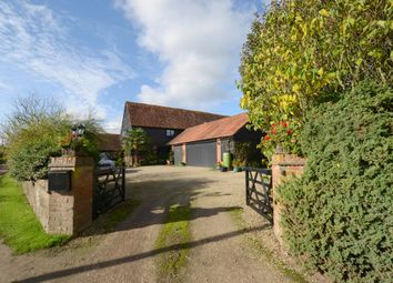 Thumbnail 4 bed barn conversion for sale in Bottom House Farm Lane, Chalfont St. Giles
