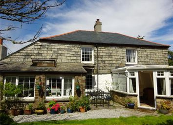 Thumbnail 3 bed detached house for sale in Minions, Nr Liskeard, Cornwall