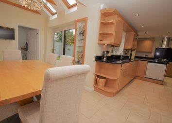 Thumbnail 3 bed detached house for sale in Cherry Grove, Great Glen, Leicester