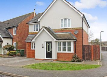 Thumbnail 4 bed detached house for sale in Kingsley Meadows, Wickford